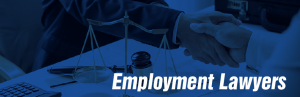 employment lawyer in Toronto